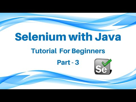 Selenium training Day 3 IDE, RC, Webdriver Maven SVN Flash Database Testing