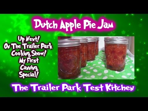 Dutch Apple Pie Jam : Canning Tutorial