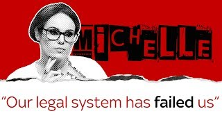 Michelle Dewberry on how our legal system 'puts us at risk' - SKYNEWS