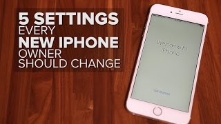 5 settings every new iPhone owner should change - CNETTV