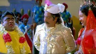 Babu Mohan Tries To Convincing Tanikella Bharani For Marriage | Akkum Bakkum Comedy - LEHRENTELUGU