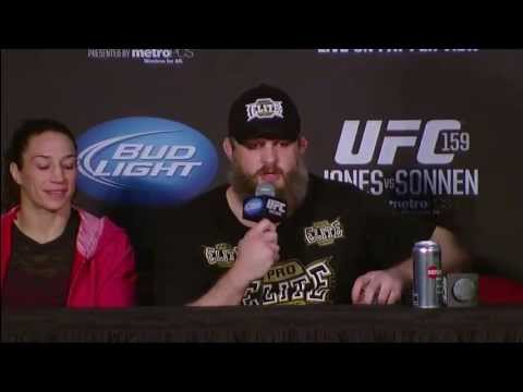 UFC 159: Post-fight Press Conference