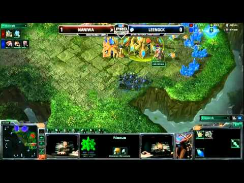 Naniwa vs Leenock Game 2 - MLG Providence 2011