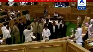 Resolution to continue talks with Pakistan passed in J&K Assembly - ABPNEWSTV
