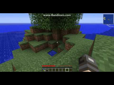 Minecraft Tropicraft Mod part 1 with TooManyItems mod 