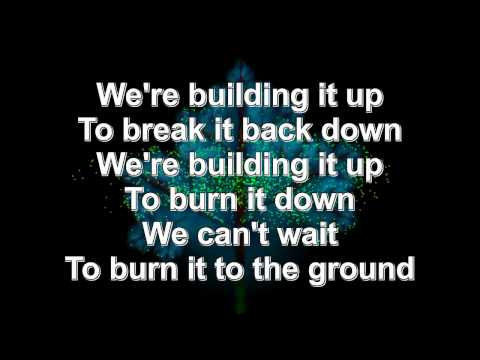 Burn It Down- Linkin Park †NEW SINGLE† (Lyrics) HD