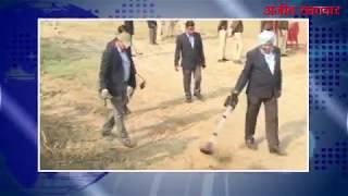 video : एनआईए की टीम फिर पहुंची निरंकारी भवन