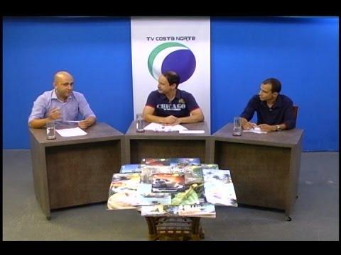 TV Costa Norte - Cartório Mais de Bertioga é tema do Sala de Imprensa