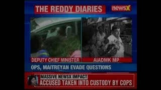 TN: Sekar Reddy claims the diary he has written, alleges Panneersevam was paid Rs 2.5 crore - NEWSXLIVE