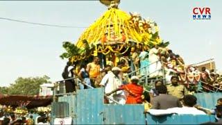 Sri Lakshmi Venkateshwara Swamy Rathotsavam | Devuni Kadapa | CVR News - CVRNEWSOFFICIAL