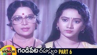 Gandipeta Rahasyam Telugu Full Movie | Naresh | Vijaya Nirmala | Prudhvi Raj | Part 6 | Mango Videos - MANGOVIDEOS