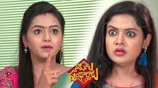 Naalugu Sthambalata Serial Promo - 7th November 2019 - Naalugu Sthambalata Telugu Serial - MALLEMALATV