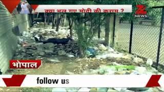 Have people forgotten PM Modi's dream of 'Clean India'? - ZEENEWS