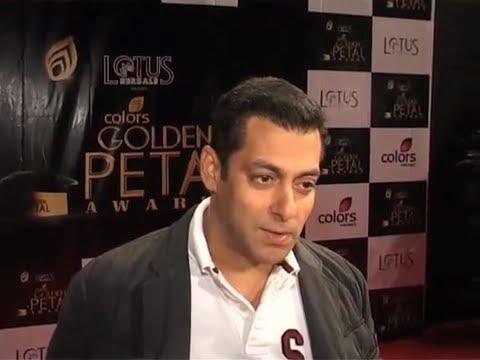 Salman, John And Akshay At Colors Golden Petal Awards