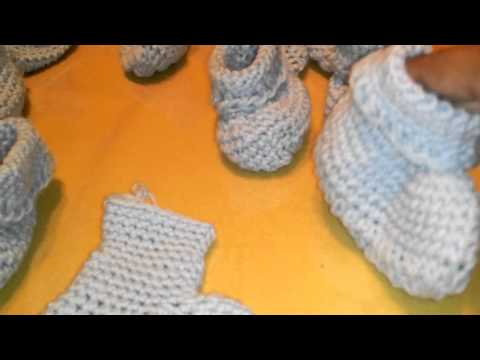 Souvenirs para Bautizo enjoy crochet Zapatitos