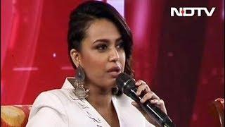 #NDTVYUVA: सोशल मीडिया के गलत इस्तेमाल को रोकने की जरूरत है - स्वरा भास्कर - NDTVINDIA