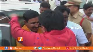 Minister Narayana Participate Bike Rally In Nellore | iNews - INEWS