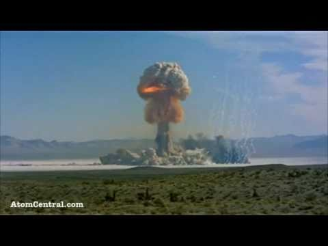 Atomic Blasts and Nuclear Explosions Compliation