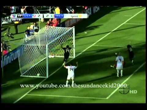 Mexico vs USA (4-2) Copa Oro Gran final All Goals and Highlights 6/25/11 HD