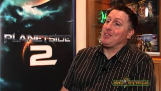 PlanetSide 2 Developer Interview | Bill Yeatts