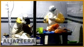 🇨🇩DRC efforts to fight Ebola resume in Beni after deadly violence l Al Jazeera English - ALJAZEERAENGLISH
