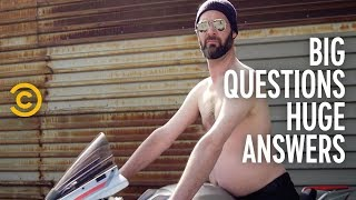 Big Questions, Huge Answers with Jon Dore - Official Trailer - COMEDYCENTRAL