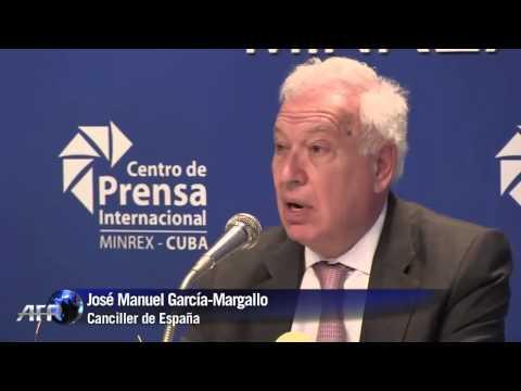 España le pide al régimen cubano que ratifique los Pactos de Derechos Humanos de la ONU  ®AFP|2014