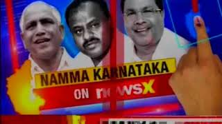Namma Karnataka on NewsX: Chaos rained on voters; anything goes to win votes? - NEWSXLIVE