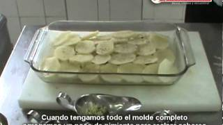 Como hacer unas ricas papas a la crema