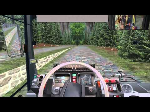 Omsi - Simulador de ônibus - Renault Karosa