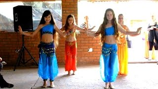 Восточные танцы видео | дети | la-la-la