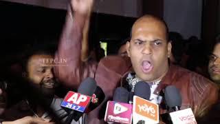 Jai Simha Balakrishna At Bramaramba Theatre Fans Hungama | Jai Simha Publice Reaction TFPC - TFPC