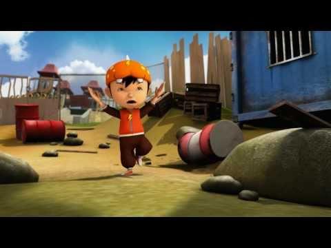 BoBoiBoy Trailer HD