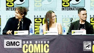 Fear the Walking Dead: 'Brits Invading the Show' Comic-Con 2017 Panel - AMC