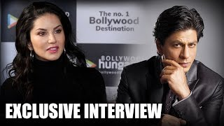 Sunny Leone exclusive on Shah Rukh Khan, Sex Education, Freedom of speech - HUNGAMA