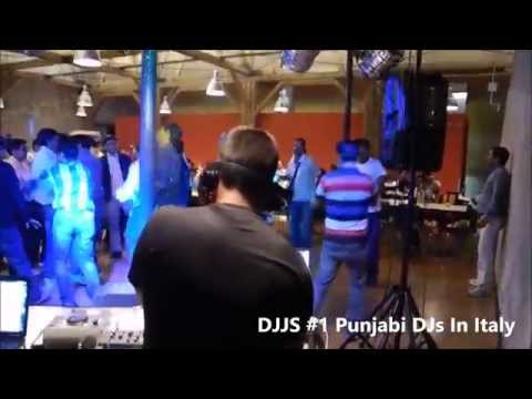 DJJS Punjabi DJs In ITALY** PERFORM IN SWITZERLAND 2014