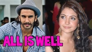 Is all well between Anushka Sharma and Ranveer Singh ? | Bollywood News