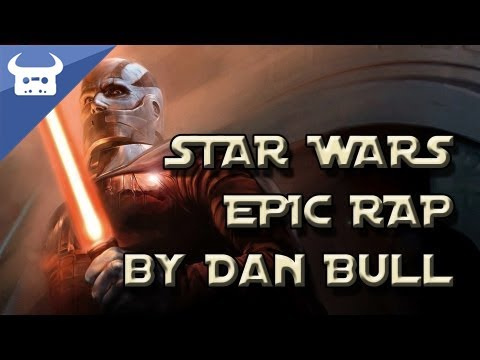 EPIC RAP: STAR WARS THE OLD REPUBLIC (by Dan Bull)