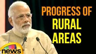 Progress of Rural Areas Depends On Wellbeing of Artisans, Those Associated With Agriculture: Modi - MANGONEWS