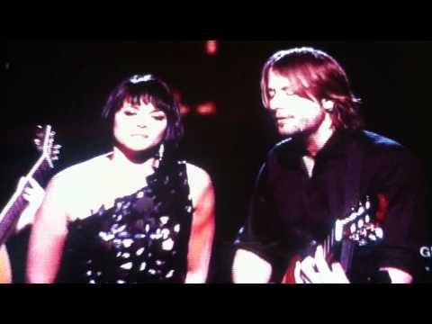 Jolene Grammy's 2011 Norah Jone's , John Mayer  & Keith Urban