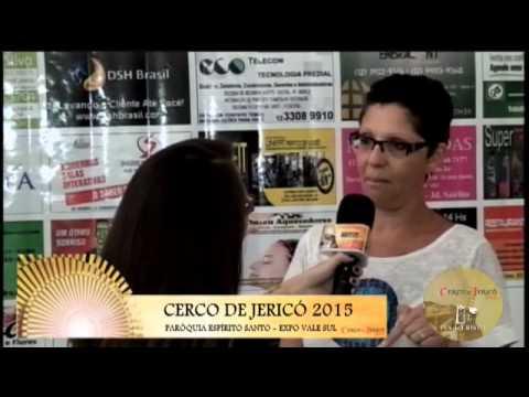Cerco de Jericó 2015 - Testemunho - Aurélia (Paróquia Nossa Senhora de Fátima)