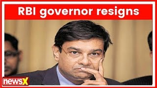 RBI governor Urjit Patel resigns - NEWSXLIVE