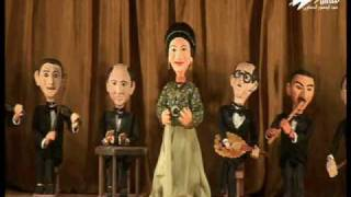 بالفيديو.. في حفل العرائس.. «أم كلثوم» تغني بساقية الصاوى