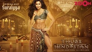 Aamir Khan Unveiled Katrina's Look From 'Thugs Of Hindostan'! | Bollywood News - ZOOMDEKHO