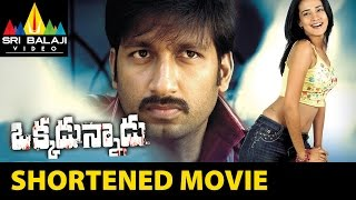 Okkadunnadu Short Length Movie | Gopichand, Neha Jhulka | Sri Balaji Video - SRIBALAJIMOVIES