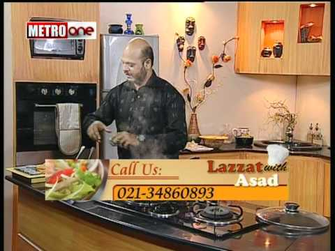 Kathiyawari Chanay Chat and Tarkay wali dahi Phulkiyan Chef Asad Part 2.mpg