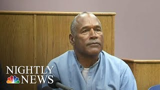 O.J. Simpson Granted Parole | NBC Nightly News - NBCNEWS