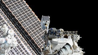 NASA'S NICER Does the Space Station Twist - NASAEXPLORER