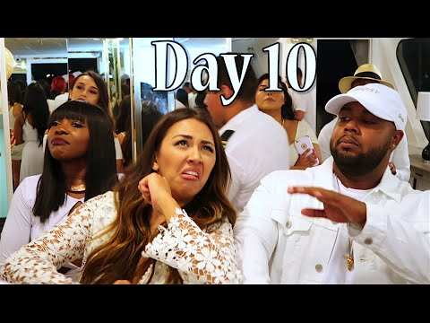 EPIC BOAT PARTY!!! - DAY 10
