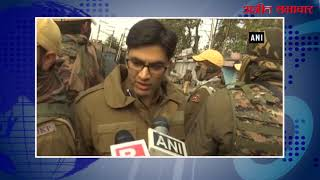 video : श्रीनगर मुठभेड़ में तीन आतंकी ढेर, एक पुलिसकर्मी शहीद